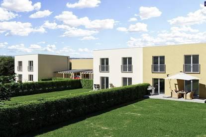 GRÜNOASE! Attraktive Doppelhaushälfte + Keller + Terrasse + Garten! ROHRBACH!