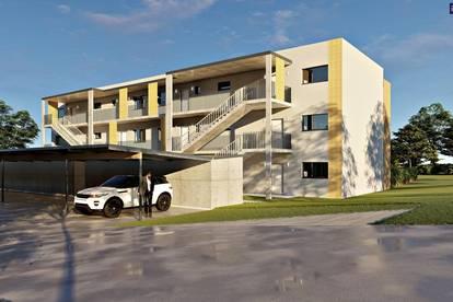 Feine Sache: Erstbezug! Preiswerte 50m² Wohnung mit Balkon in Sinabelkirchen