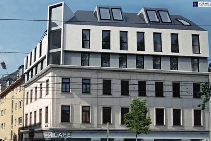 Großzügiges Loft mit zwei feinen Terrassen und herrlichem Fernblick! - Fertigstellung 2021!