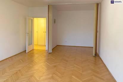 HERRLICH! Genießen Sie unzählige Sonnenuntergänge mitten in Graz! Gutdurchdachte 45m² Wohnung + Balkon! Provisionsfrei!!