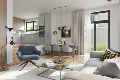 MODERNES REIHENHAUS! Mit stylischer 3D-FASSADE & EIGENGARTEN! 3 Schlafzimmer + 2 Badezimmer inkl. begehbaren Schrank! Hochwertige Ausstattung!