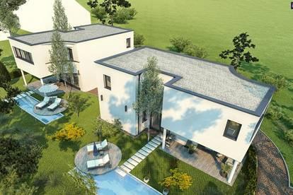 Bella Vita - Traumhaus in Neu-Mitterndorf! Lebensqualität pur + großzügige und lichtdurchflutete Raumgestaltung + modernes Design!