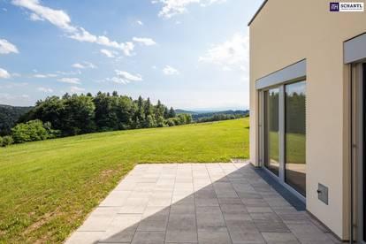 TOP-BAUART! Provisionsfreier Erstbezug eines Terrassenhauses in ökologischer Bauweise!
