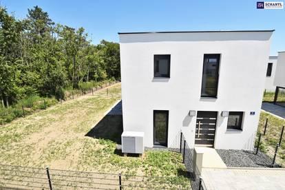 Der Wald vorm Zaun! Idyllisches Einfamilienhaus mit großem Garten, perfekter Raumaufteilung und hochwertigen Materialien! Absolute Ruhelage!
