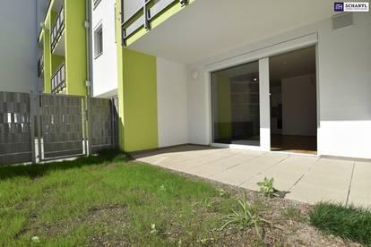 """""""DER MARKHOF"""" - That's cool! Erstbezug mit zwei Zimmer und schönem Garten. Jetzt besichtigen!"""