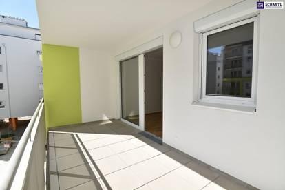 """""""DER MARKHOF"""" - mit Stil und Charme! 2 Zimmer Wohnung + Erstbezug + Loggia. PROVISIONSFREI!"""