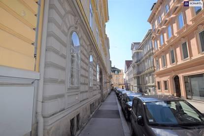 Altbaujuwel im schönsten Viertel von Graz - Wohnen zwischen Technischer Universität und Oper