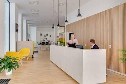 TOP BÜRO! Direkt in Linz! FLÄCHEN VON 9m² BIS 140m²! PROVISIONSFREI UND VOLL SERVICIERT!