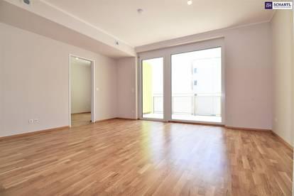 Feinste Kleinwohnung! Provisionsfreier Erstbezug + zwei Zimmer mit Loggia