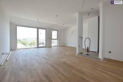 Apartment mit Garten + Erstbezug + Neubauprojekt + hochwertige Ausstattung + E-Car Sharing
