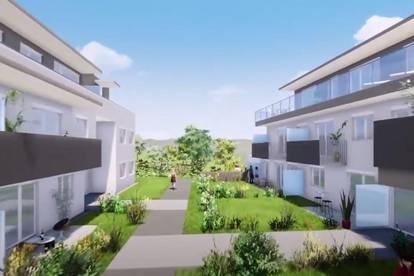 Jetzt zugreifen: Erstbezugswohnung mit super Aufteilung + Tiefgarage + BALKON & DACHTERRASSE
