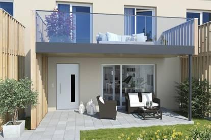Traumhaftes Eckreihenhaus: Wunderschöne Ruhelage + Erstbezug + 4 Zimmer + Eigengarten + Carport