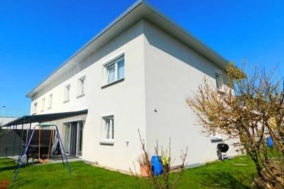 Tolle Doppelhaushälfte mit großzügiger Raumaufteilung und schönem Garten in Lauterach!