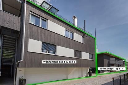 INVESTORENOBJEKT: 2 Kleinwohnanlagen mit 6 Wohnungen, im Herzen von Dornbirn, neuwertig!