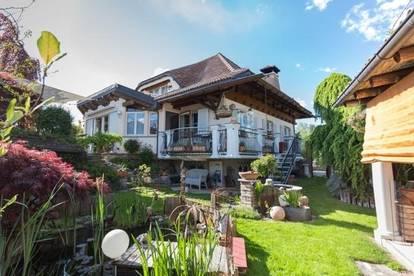 Exklusive Villa mit schöner Gartenanlage und Pool in Koblach!