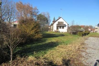1.495m² Baugrundstück mit Altbestand in Lustenau!