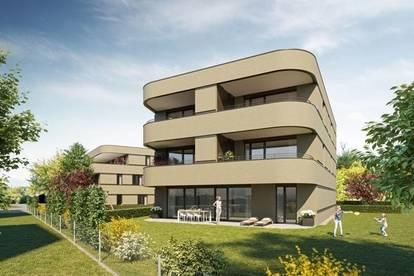 NEUBAU! Tolle 4 Zimmerwohnung mit 98,24m² im EG - Haus A Top 01 - Keine Maklerkosten!