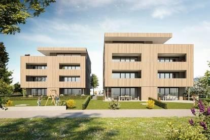 NEUBAU: Tolle 2 Zimmer Terrassenwohnung in Dornbirn/Hatlerdorf! 2. OG (Top B8) provisionsfrei!