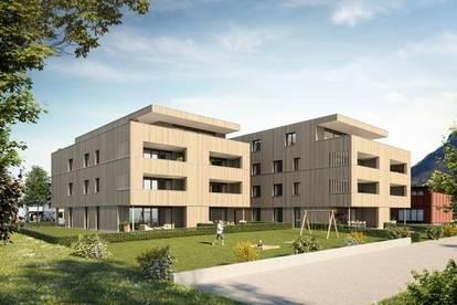 NEUBAU: Tolle 3 Zimmer Terrassenwohnung in Dornbirn/Hatlerdorf! 2. OG (Top A7) provisionsfrei!