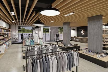 FORUM OED: ERSTBEZUG-Geschäftsfläche mit eigenem ATRIUM - 82 m² - etabliertes Gesundheits-/Gewerbeumfeld - OPTIONALE Lagerflächen - Prov.frei!