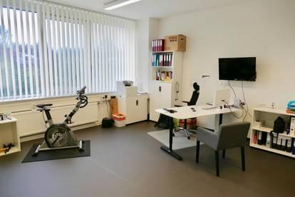 Ideale Geschäftsfläche für Physiotherapie, Fitnessstudio oder anderes! Erstklassige Lage direkt neben dem revitalisiertem EKZ-Muldenstraße! Prov.-frei