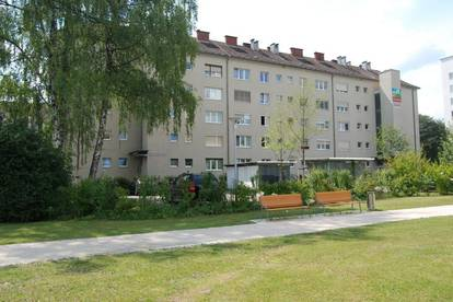 Erleben Sie ein einzigartiges Wohngefühl! Traumhafte 2-Zimmer-Wohnung direkt neben dem schönen Bellevuepark am Bindermichl! Provisionsfrei!