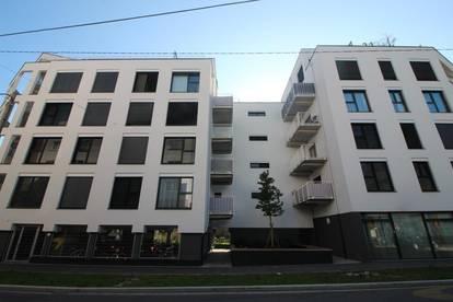 Exklusive 3-Raum-NEUBAU-Wohnung sorgt für puren Wohngenuss! Hochwertige Küche vorhanden! Sehr zentral gelegen! Provisionsfrei!