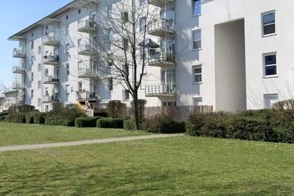 Idyllisches Familienleben am grünen Stadtrand von Linz! Ansprechende 3-Raum-Wohnung mit perfekter Raumaufteilung und schönem Balkon! Provisionsfrei!