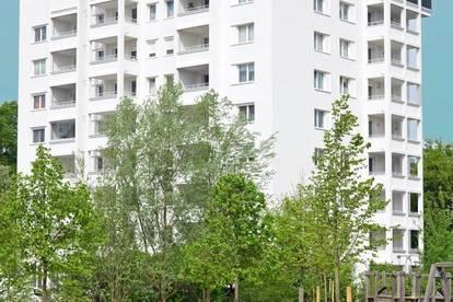 Moderne 2-Raum-Wohnung, ruhige Grünlage, nah am Zentrum, PROVISIONSFREI!
