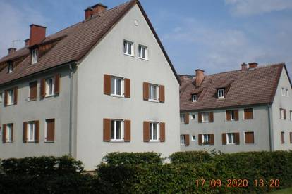 Charmante 2-Raum Wohnung mit Parkplatz und Garten in der Wohlfühlsiedlung Trofaiach Nord! Provisionsfrei!