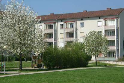 Naturnahes Wohnen im beliebten Stadtteil Leonding! Ideale Raumaufteilung - inkl. Wohlfühl-Balkon und perfekter öffentl. Verkehrsanbindung! Prov.-frei!