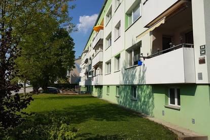 Sichern Sie sich diese erstklassige 3-Raum Wohnung mit Balkon nahe den Zentren Schärding und Neuhaus! Garantiert hohe Wohnqualität! Provisionsfrei!