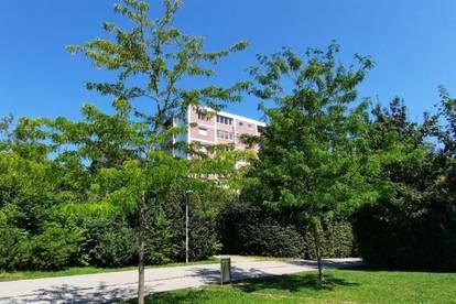 Zentrale 1-Raum-Wohnung! Traumhafte Aussicht! Generalsaniert! 1A-Infrastruktur und Verkehrsanbindung! Provisionsfrei!