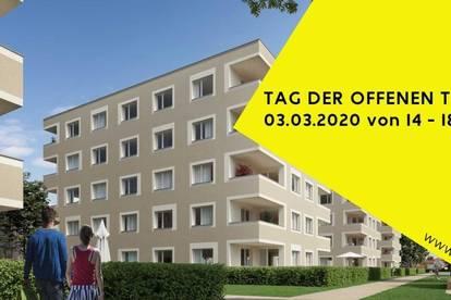 Leonding:TAG der offenen Baustelle am 03.03.20 - Starterwohnung mit Top Ausstattung inkl. klimaneutraler Kühlung- Beziehbar im Herbst!!