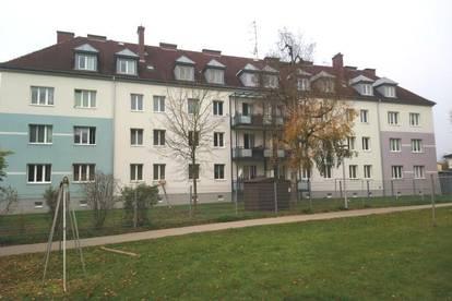 Erholsames Familienleben in zentraler und dennoch naturnaher Grünlage - bezaubernde 3-Zimmer-Wohnung mit schönem Balkon! Provisionsfrei!