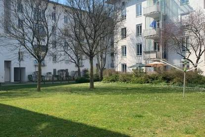 Naturnahes Wohnen im beliebten Stadtteil Ebelsberg! 2-Raum-Wohnung mit eigener Terrasse und sehr schöner Raumaufteilung! Provisionsfrei!