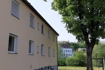 Ideal für Studierende! Sanierte und leistbare 1-Raum-Wohnung im schönen Stadtteil Steyr Wehrgraben - nur 5 Gehminuten zur FH OÖ Steyr! Provisionsfrei!