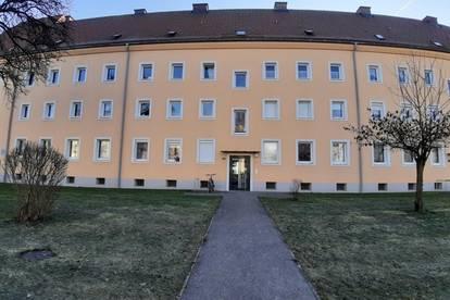 Wohnen wo Man(n) / Frau arbeitet, sarnierte 2 Raum Wohnung im Stadtteil Steyr Münichholz