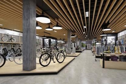 XL-Geschäftsfläche (ERSTBEZUG) mit 265 m² in hervorragender Lage! Beste Verkehrsanbindung - vielfältige Nutzungsmöglichkeiten! Provisionsfrei!