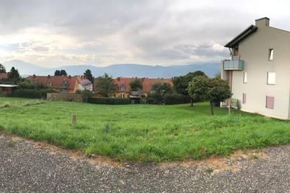schnell zugreifen: Baugrundstück in Top-Lage! Absolut ruhig, am südseitigen Sonnenhang in Fohnsdorf mit herrlicher Aussicht auf das gesamte Murtal
