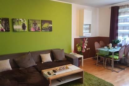 Bezaubernde 2-Zimmer-Wohnung in idyllischer Grünlage mit allen Vorteilen einer Top-Infrastruktur! Provisionsfrei!