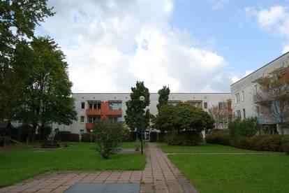 Traumhafte Gartenwohnung am beliebten Spallerhof! Zentrumsnähe und perfekte Infrastruktur zeichnen diese preiswerte Wohnung aus! Provsionsfrei!
