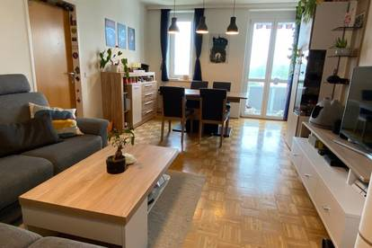 Heimkommen, abschalten, entspannen! Herrliche 2-Zimmer-Wohnung mit Loggia lädt zum Relaxen ein! Top-Infrastruktur! Provisionsfrei! (