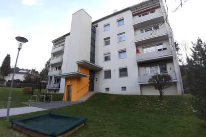 Neu sanierte und ruhige  3-Zimmer-Familienwohnung mit Balkon und Lift, nahe dem Zentrum Voitsberg - provisionsfrei