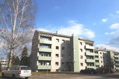 57m² Wohnung mit Balkon & Lift in sonniger Siedlungslage - provisionsfrei