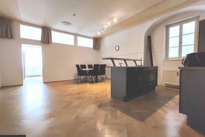 Große Mietwohnung im Zentrum von Villach - auch für Wohngemeinschaft geeignet!