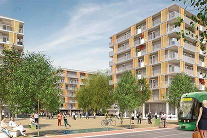 PROVISIONSFREI - Graz - ÖWG Wohnbau - Eigentum - 2 Zimmer