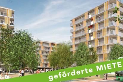 PROVISIONSFREI - Graz, Reininghaus - ÖWG Wohnbau - geförderte Miete - 3 Zimmer