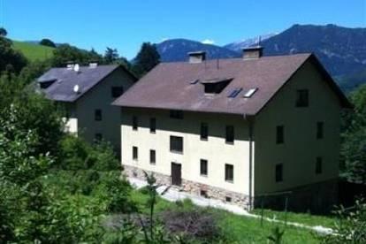RUHELAGE & NATURNAH - 69,87 m² Mietwohnung mit Gartenanteil in Eichberg bei Gloggnitz!