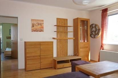Neuwertige Mietwohnung (75 m²) mit 2 Balkonen & 2 Schlafzimmer mitten in in Bad Erlach.